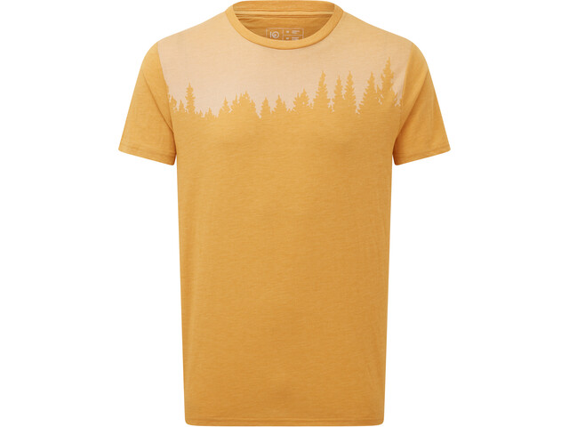 tentree Juniper T-shirt Homme, sweet birch yellow heather